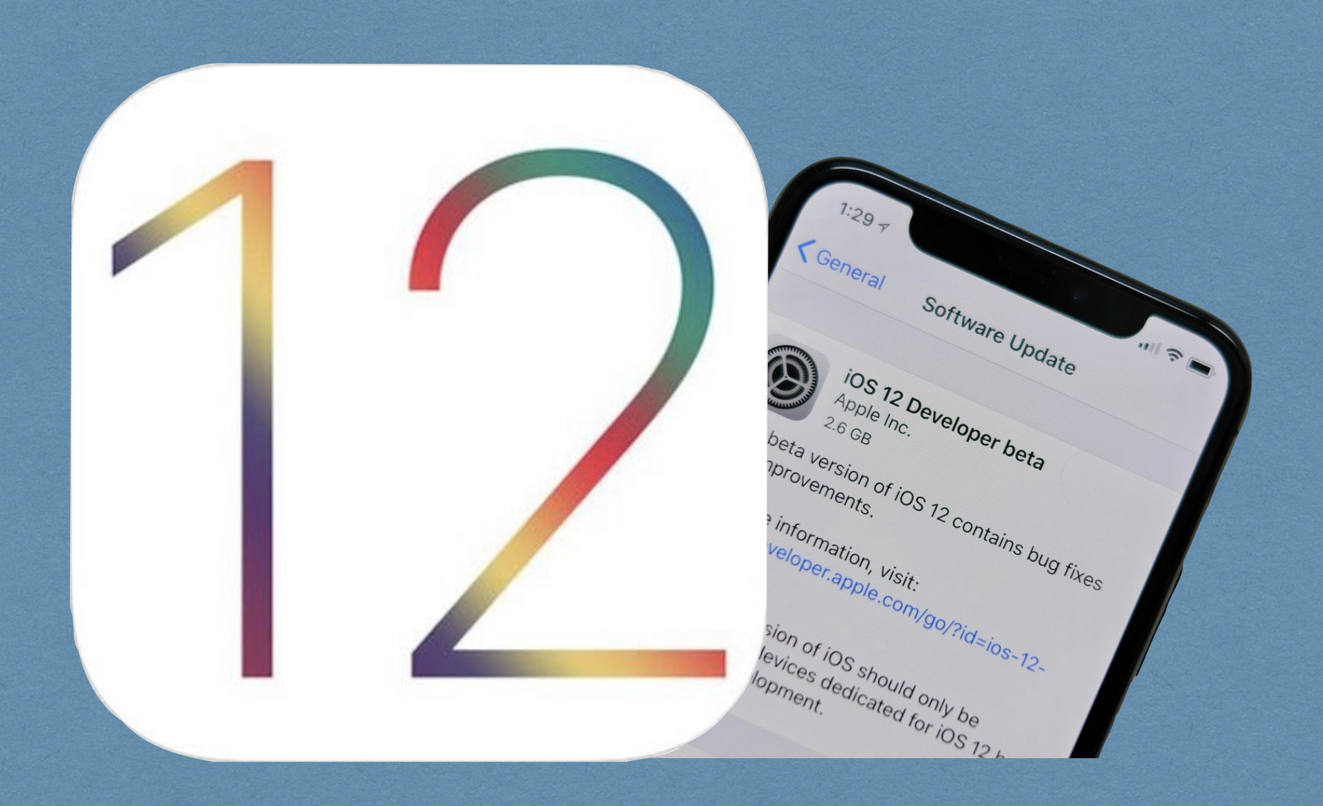 iOS 12 iPad iPhone new features Apple